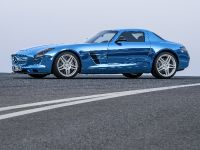 Mercedes-Benz SLS AMG Coupe Electric Drive, 4 of 5