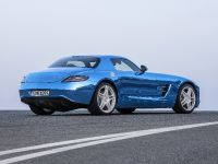 Mercedes-Benz SLS AMG Coupe Electric Drive, 5 of 5