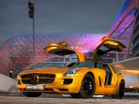 thumbnail image of Mercedes-Benz SLS AMG Desert Gold