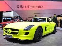 thumbnail image of Mercedes-Benz SLS AMG E-CELL Geneva 2011