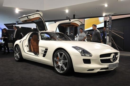 Mercedes-Benz SLS-AMG Geneva