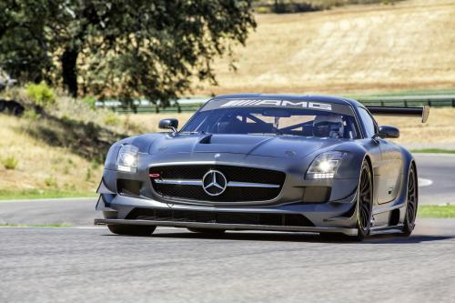 Mercedes-Benz SLS AMG GT3 45th Anniversary - Цена €446,250