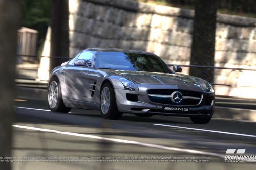 2010 Mercedes-Benz SLS AMG в Gran Turismo®5