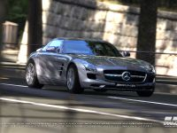 Mercedes-Benz SLS AMG in Gran Turismo 5, 1 of 6