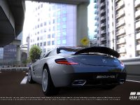 thumbnail image of Mercedes-Benz SLS AMG in Gran Turismo 5