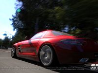 Mercedes-Benz SLS AMG in Gran Turismo 5, 4 of 6