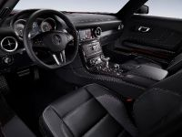 Mercedes-Benz SLS AMG Interior, 5 of 9