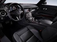 Mercedes-Benz SLS AMG Interior, 5 of 9