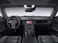 Mercedes-Benz SLS AMG Interior, 4 of 9