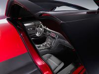 Mercedes-Benz SLS AMG Interior, 2 of 9