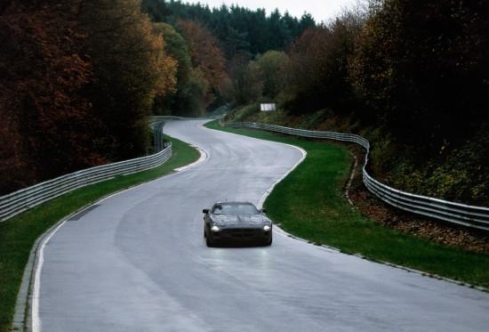 Mercedes-Benz SLS 63 AMG