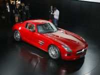 Mercedes-Benz SLS Gullwing Frankfurt 2009, 9 of 10