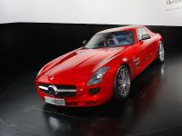 Mercedes-Benz SLS Gullwing Frankfurt 2009, 8 of 10