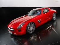 Mercedes-Benz SLS Gullwing Frankfurt 2009, 7 of 10