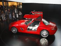 Mercedes-Benz SLS Gullwing Frankfurt 2009, 4 of 10
