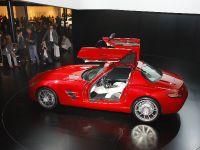 Mercedes-Benz SLS Gullwing Frankfurt 2009, 4 of 10