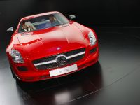 thumbnail image of Mercedes-Benz SLS Gullwing Frankfurt 2011