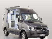 Mercedes-Benz Sprinter Caravan Concept, 4 of 6