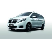 Mercedes-Benz V-Class 2015, 1 of 3
