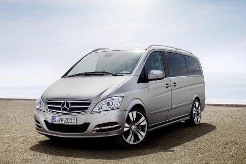 Mercedes-Benz Viano Vision Pearl Концепции