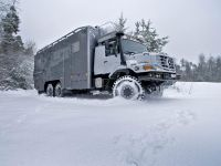 Mercedes-Benz Zetros 6X6 truck, 1 of 2