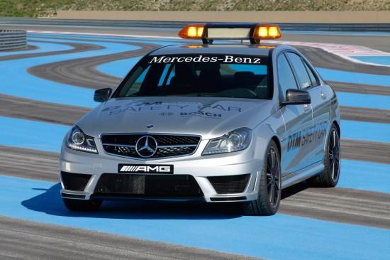 Mercedes C 63 AMG DTM Safety Car