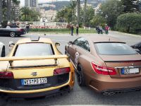 Mercedes E-Class Coupe PD850 BLACK EDITION Widebody, 7 of 19