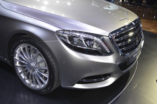 Mercedes-Maybach S600 Los Angeles