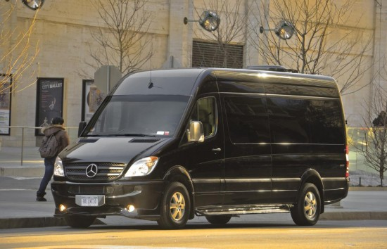 Mercedes Sprinter Brilliant Van