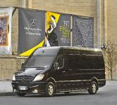 Mercedes Sprinter Brilliant Van, 2 of 14