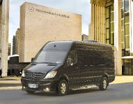 Mercedes Sprinter Brilliant Van, 4 of 14