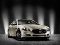 Meserati Quattroporte Sport GT S Awards Edition, 6 of 8