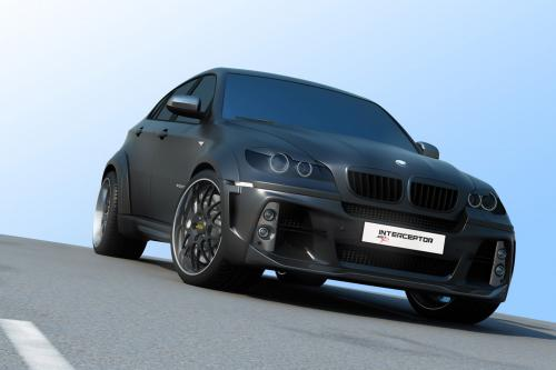 BMW X6 Interceptor - смелое создание Met-R