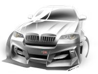 MET-R BMW X6 Interceptor, 17 of 24