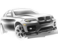 MET-R BMW X6 Interceptor, 19 of 24