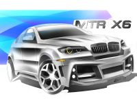 MET-R BMW X6 Interceptor, 21 of 24