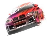 MET-R BMW X6 Interceptor, 24 of 24