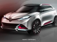 thumbnail image of MG CS Urban SUV Concept