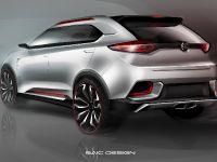 MG CS Urban SUV Concept , 2 of 2