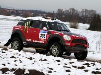 MINI ALL4 Countryman Dakar Challenger, 1 of 3