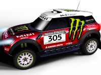 MINI ALL4 Countryman Dakar Challenger, 3 of 3
