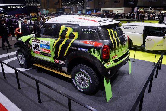Mini All4 Racing Geneva