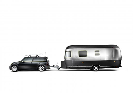 MINI and Airstream-designed by Republic of Fritz Hansen
