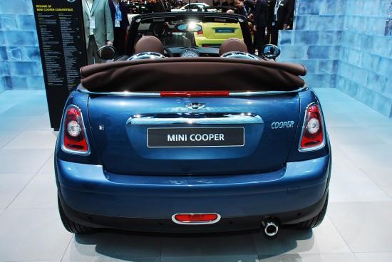Mini Cooper Convertible Detroit