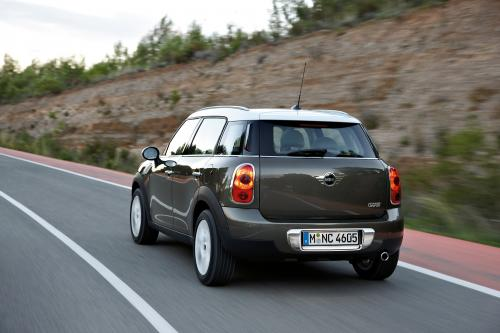 MINI Countryman s цена деталей - фотография mini
