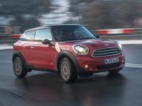 MINI Cooper D Paceman ALL4, 10 of 23