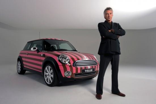 MINI Cooper Paul Weller design