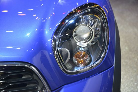 MINI Cooper S All4 Paris