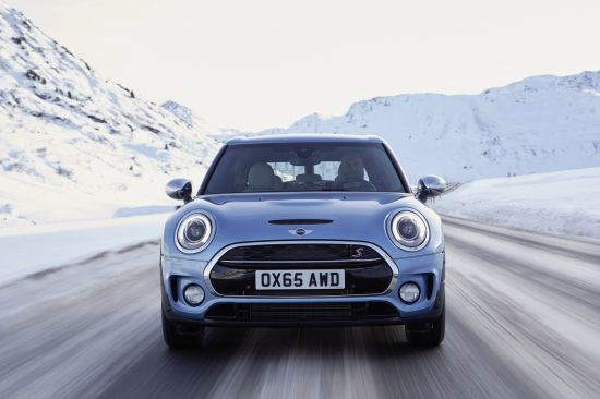 MINI Cooper S Clubman ALL4