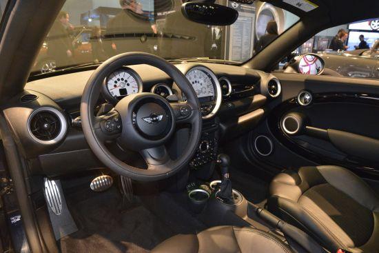 MINI Cooper S Coupe Los Angeles